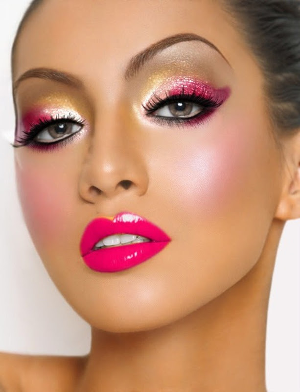 Cheer And Dance Makeup Donts Cheer Makeup Magazine
